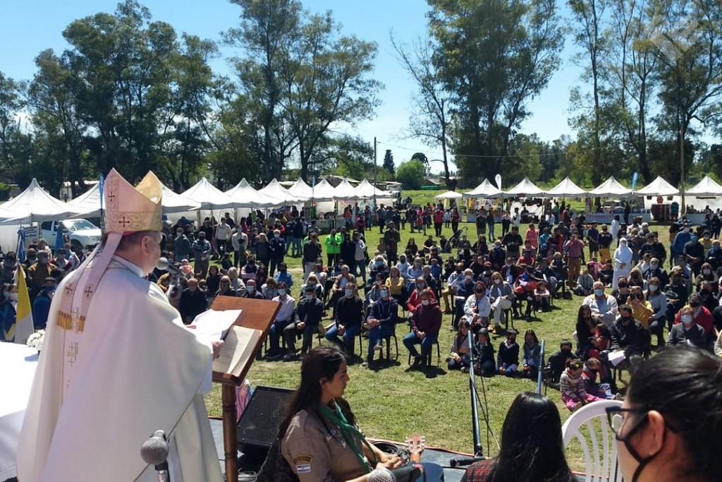 Representante del Papa Francisco en la Diócesis de Zárate -Campana