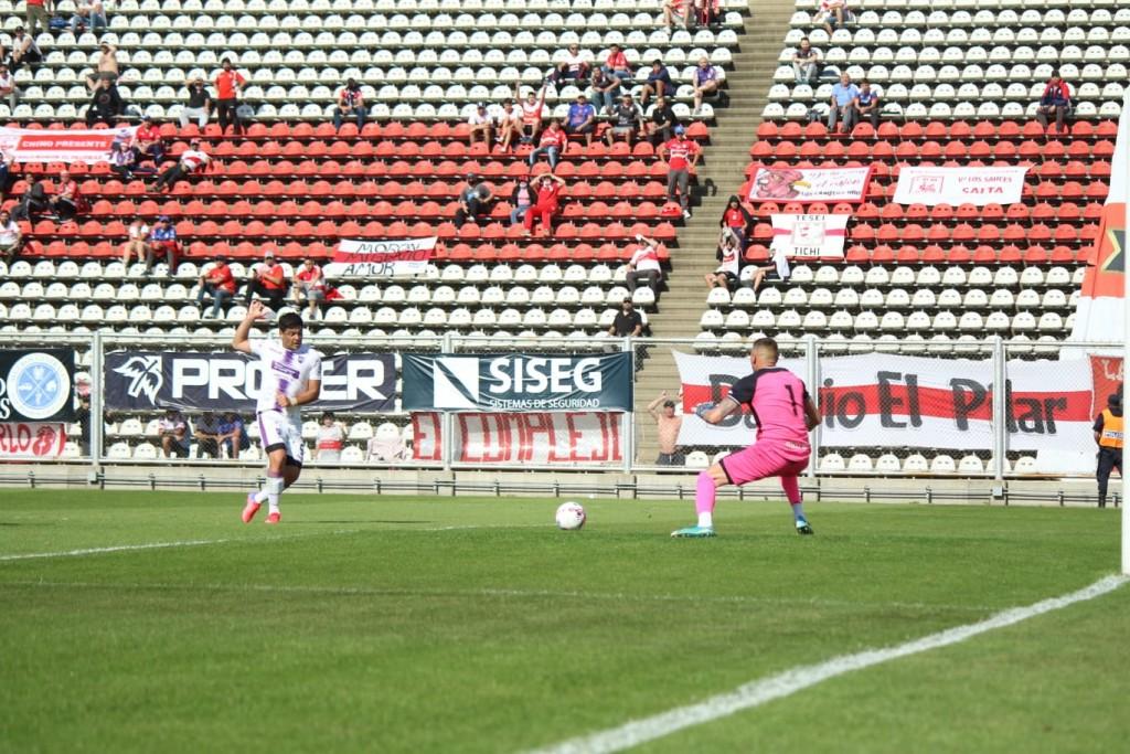 Villa Dálmine ganó su cuarto partido consecutivo