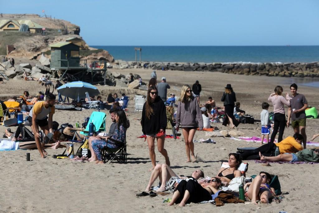 Mar del Plata récord: 168.031 turistas arribaron a la ciudad