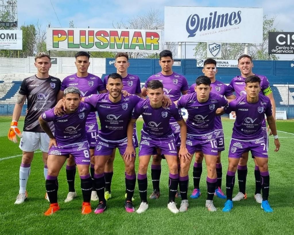 La reserva de Villa Dálmine ganó en Quilmes