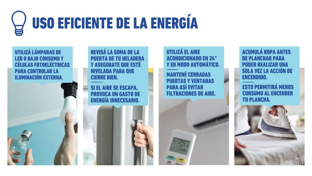 21 de Octubre : Día Mundial del Ahorro de Energía