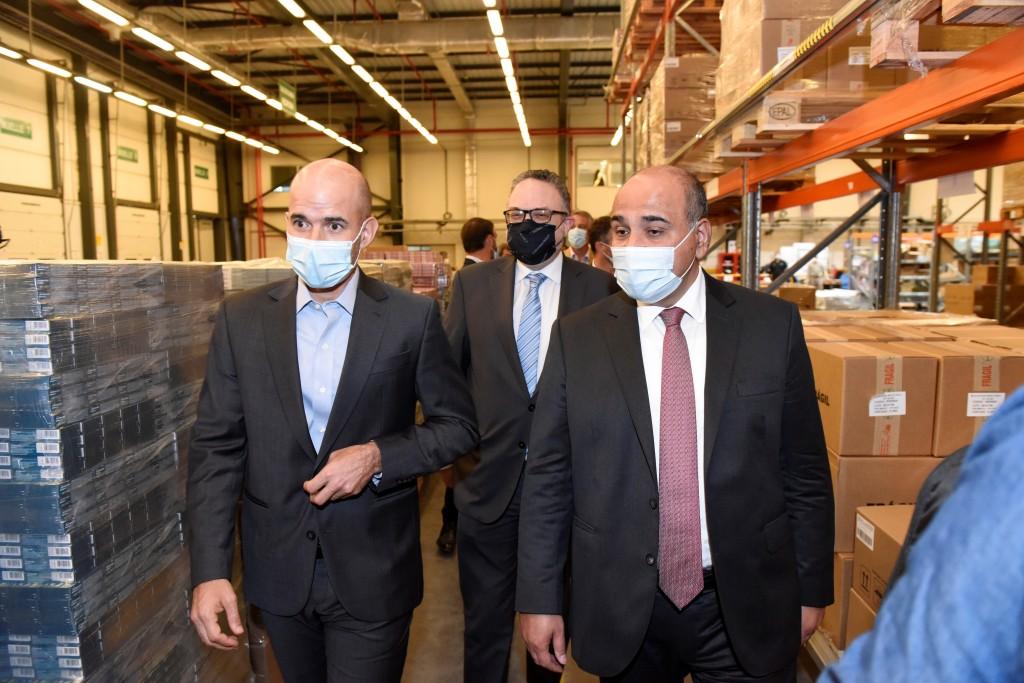Bayer anunció inversiones en Argentina por 150 millones de dólares en los próximos tres años