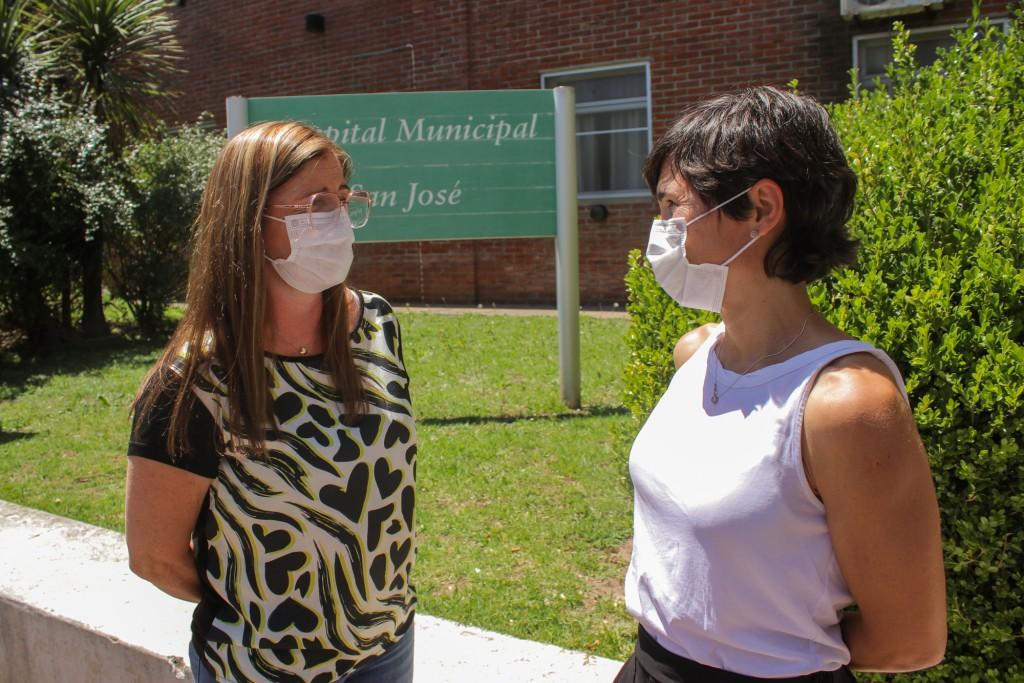 Covid-19: desde la Secretaría de Salud recomiendan a los vecinos mantener los cuidados