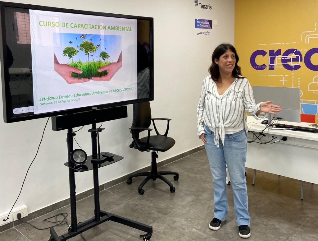 El Municipio impulsa una charla de Educación Ambiental