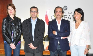 Autoridades de Honda Motor Argentina presentaron a la Intendente Giroldi sus inversiones en la Planta Campana
