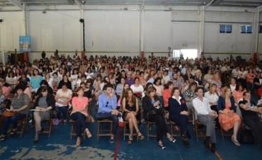 """Más de 700 educadores participaron del III Congreso Regional de Educación """"Enseñar y aprender hoy. Caminos posibles en el Siglo XXI"""""""