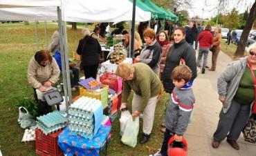 Productores Locales: El viernes en la Plaza de B° Ariel del Plata, nueva venta directa al consumidor