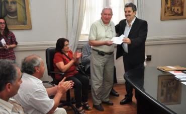 Instituciones de la Comunidad recibieron subsidios por más de 400 mil pesos
