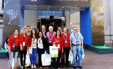 Delegación de Campana participó del 2° Congreso Internacional de Responsabilidad Social