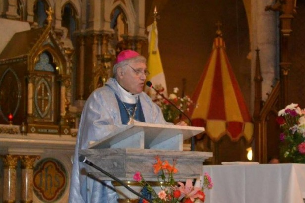 Mons. Sarlinga dejará la diócesis de Zárate-Campana