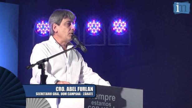 ABEL FURLAN se refiriò al discurso de cierre de Paolo Rocca en Alacero 56