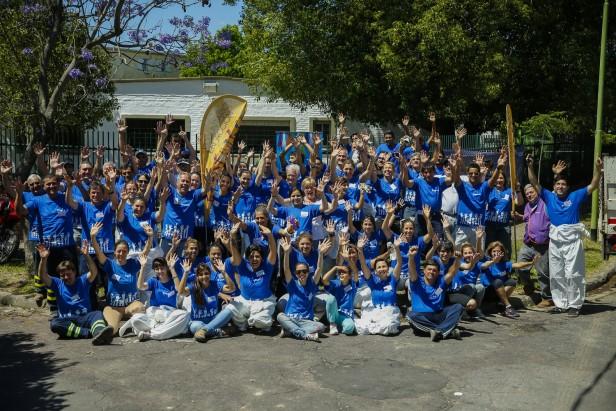 """El programa """"Voluntarios en Acción"""" de Tenaris realizó su cuarta edición"""