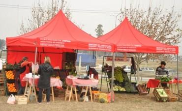 La Plazoleta del Barrio Dálmine Viejo recibe hoy a los Productores Locales