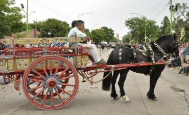 """La Plaza """"Dr. Eduardo Costa"""" y la Av. Rocca reciben mañana una nueva Edición de la Fiesta de la Tradición"""