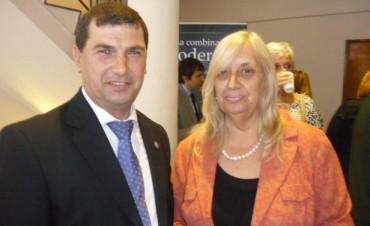 """Campana participó de la """"VI Jornada Temas Actuales de Bibliotecología"""""""