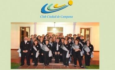 Concierto del Coro del Club Ciudad de Campana