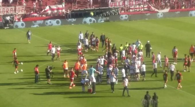 River Plate y Estudiantes de La Plata empataron 1 a 1