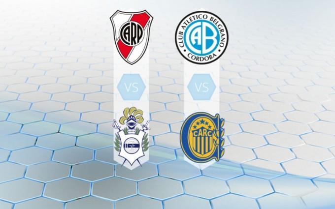 Así serán las Semifinales de la Copa Argentina