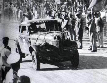El domingo se realizará una conferencia audiovisual sobre el Gran Premio de la República - 1949