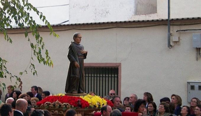 La iglesia recuerda hoy a beato Martín Lozano Tello