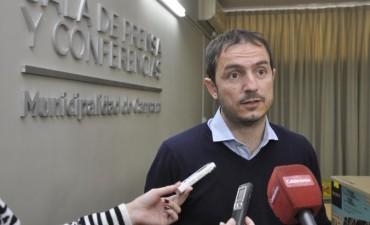 El Intendente solicitó al ministro Aranguren una reunión con carácter de urgencia