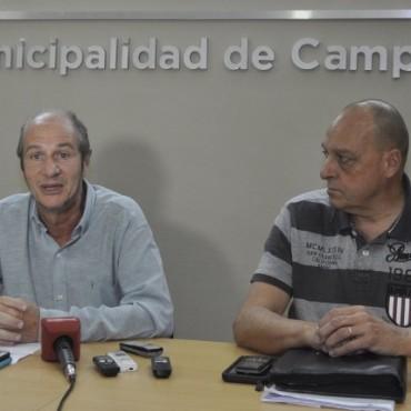El Municipio detalló su accionar ante el derrumbe de la obra en Avda. Rocca