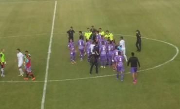 Villa Dálmine venció a Brown de Adrogué por 3 a 0