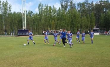 Villa Dálmine prueba jugadores juveniles e infantiles durante noviembre