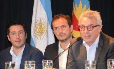 Abella participó de la presentación oficial del Consorcio de Municipios Región Norte 2