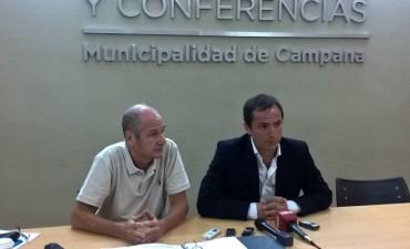 El intendente Abella anuncia inversiones y obras para el barrio de Otamendi