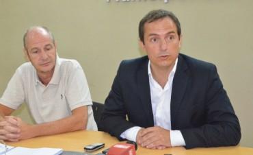 """Abella: """"Las obras que realizaremos en Otamendi significarán un antes y un después para el barrio"""""""