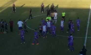 Villa Dálmine y All Boys igualaron sin goles