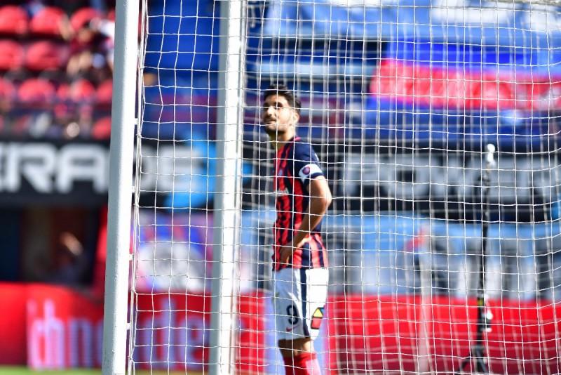 San Lorenzo de Almagro perdió con Banfield 1 a 0