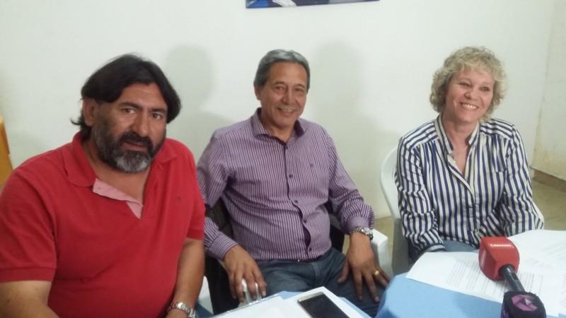 Andrea Garcia: en la reuniòn realizada en el Club Amèrica faltaron muchos referentes del PJ Local