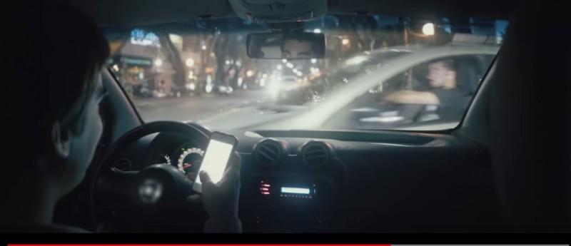 Celular al volante   Un nuevo estudio revela el incremento de esta riesgosa conducta
