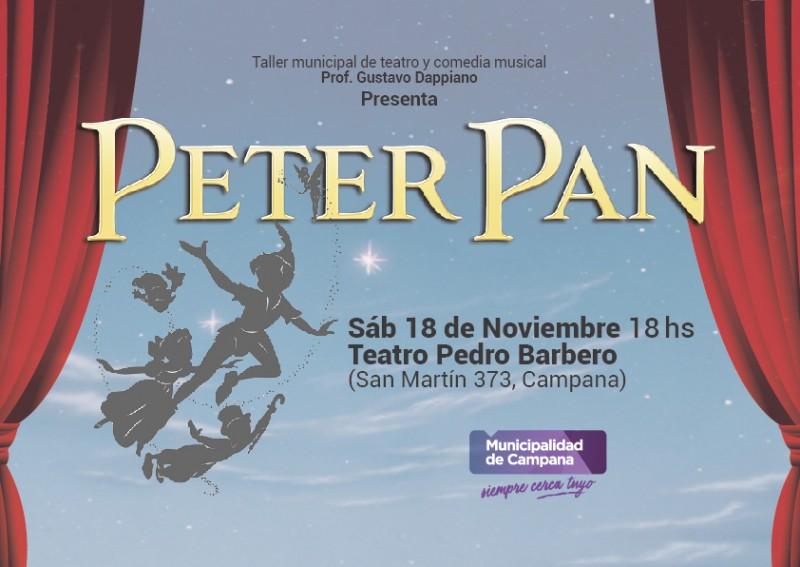 """""""Peter Pan"""" y """"Varieté Show"""" regresan al Pedro Barbero"""