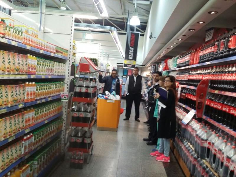 El Municipio realiza controles bromatológicos en supermercados