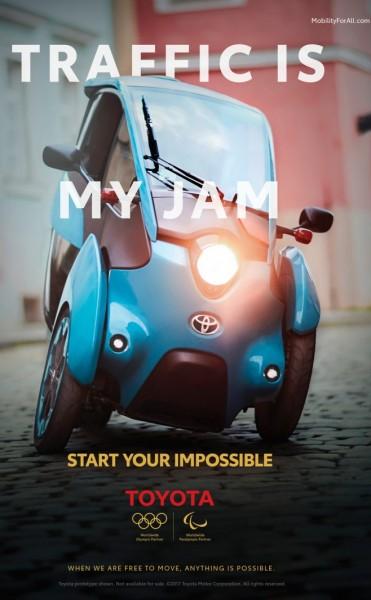 """Toyota establece su objetivo de """"movilidad para todos""""  con su campaña global"""