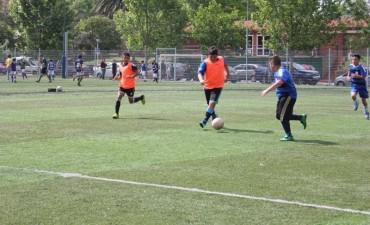 La Escuela Municipal de Fútbol Infantil participa de un Torneo en el Club Ciudad de Campana