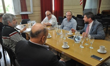 La lucha contra el narcomenudeo, eje de una nueva reunión del Consejo Consultivo de Seguridad