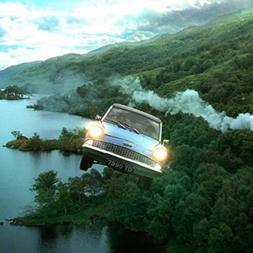 """El auto de """"Harry Potter"""" será una de las atracciones de la Fiesta del Automóvil"""