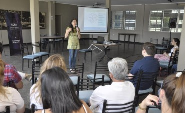 Equipos de salud del Municipio participaron de una capacitación de SEDRONAR