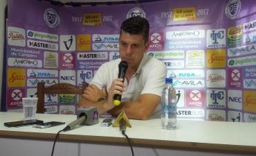 Felipe De la Riva analizó la derrota de Villa Dálmine