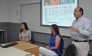 Se presentó en Campana el Plan Estratégico Ciudades Emergentes y Sostenibles del BID
