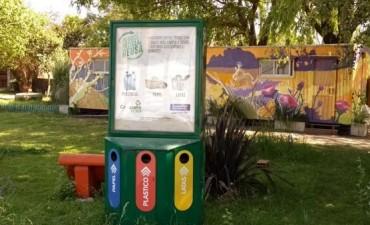 Colocarán en Puerto Nuevo un nuevo tótem de reciclaje