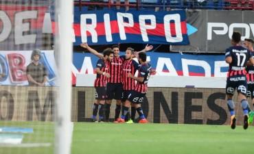San Lorenzo obtuvo el triunfo ante Argentinos Juniors por 1 a 0