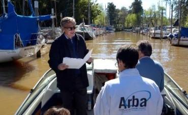 ARBA: isleños podrán tramitar la baja de impuestos de sus embarcaciones