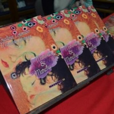 """""""Marcela & Marchu"""": autoras locales presentaron un libro lleno de emociones"""