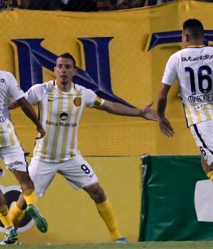 Rosario Central venció a Boca Juniors por 1 a 0