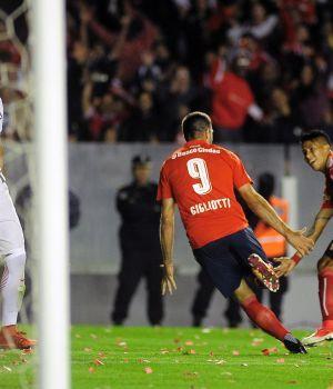 Independiente es finalista de la Copa Sudamericana